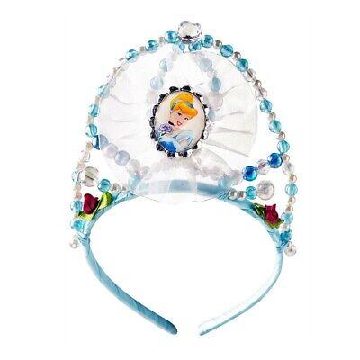 Ordinato Corona Tiara Carnevale Principessa Cinderella Disney Rubie's Art.8465
