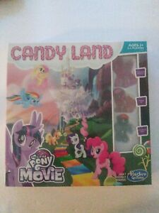 New-Candy-Land-Board-Game-My-Little-Pony-the-Movie-Hasbro-Family-Kids-Gifts-Toys