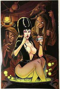 Vault35 Elvira Mistress of Dark #9 Cover B NM 2019 Dynamite