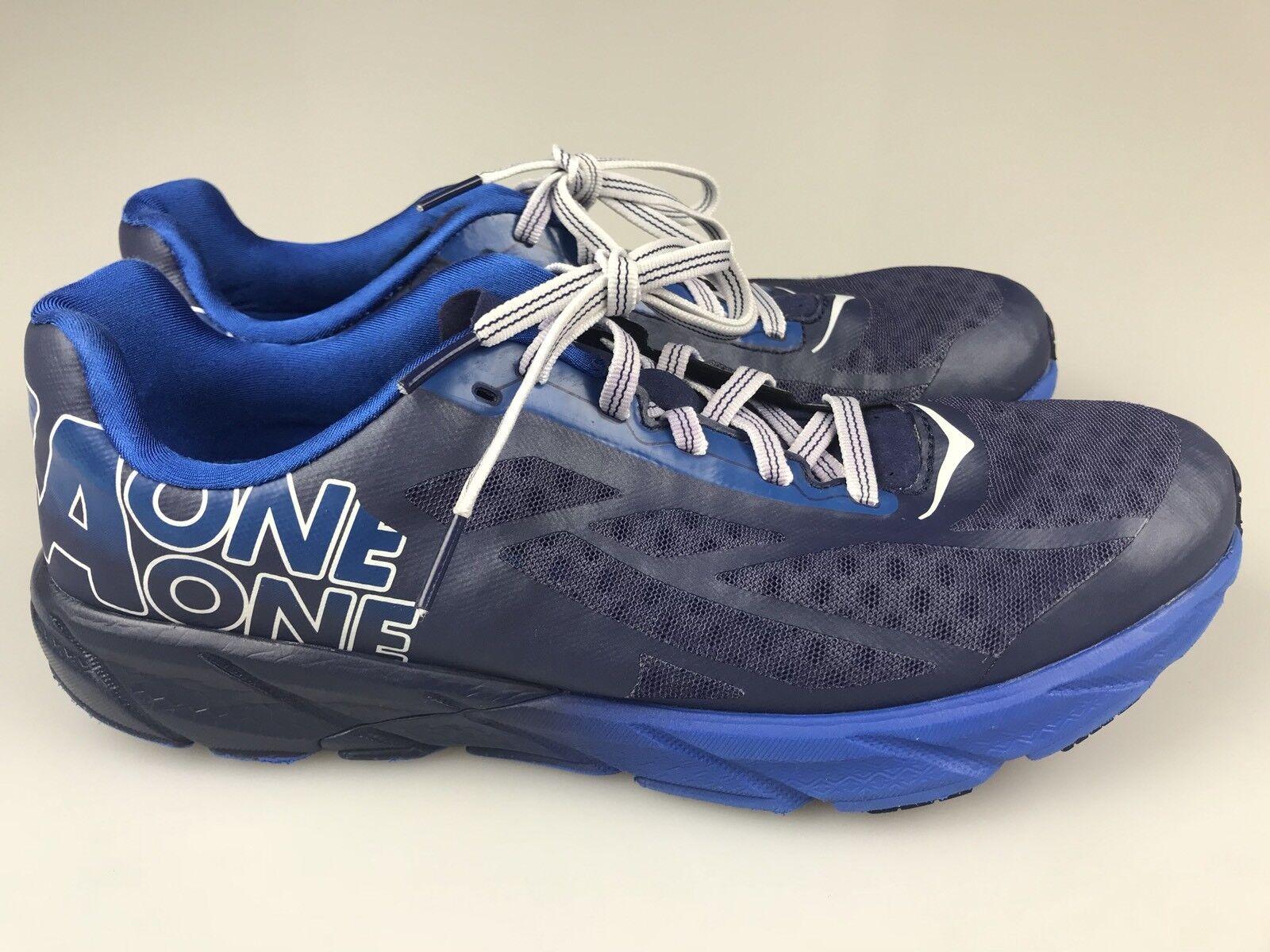 Hoka One One Trazador para Hombre Ligero Running Zapatos de EE. UU. 42 2 3 Azul