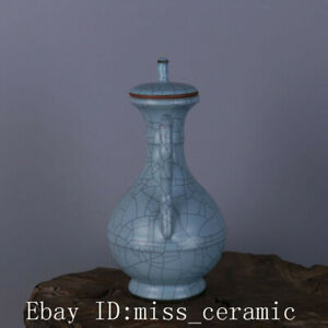 Catalog store 8.7 Chinese Old Porcelain song dynasty guan