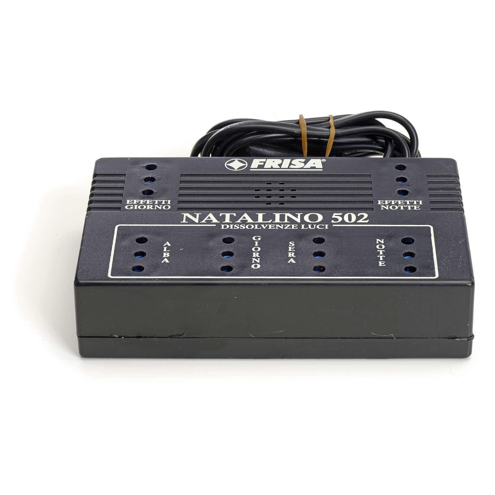 Natalino N502  centrale fondu jour et nuit