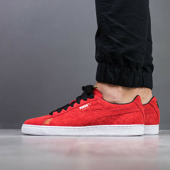 MEN'S SHOES SNEAKERS PUMA SUEDE CLASSIC BREAKDANCE BERLIN [366297 01]