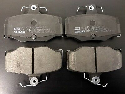 FOR NISSAN ALMERA TINO 1.8 2.0 2.2D 2000-2006 FRONT /& REAR BRAKE DISC PADS SET