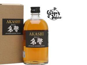 JAPANESE BLENDED WHISKY AKASHI MEISEI - WHITE OAK DISTILLERY