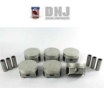 DNJ P4132 PISTONS SET 05-11 FORD MERCURY 4.0L V6 MUSTANG RANGER EXPLORER