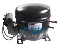 Tecumseh Aea2413yxa Replacement Refrigeration Compressor R-134a 1/3 Hp