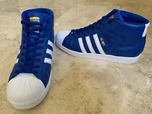 Adidas Pro Model Size 11 Men Blue And