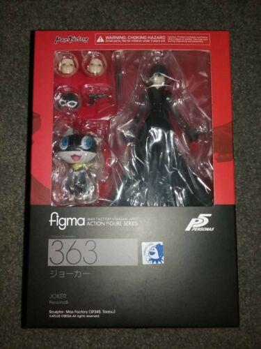 Figma Max Factory Action Figure Series #363 Joker