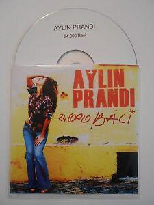 AYLIN-PRANDI-24-000-BACI-CD-ALBUM-PORT-GRATUIT