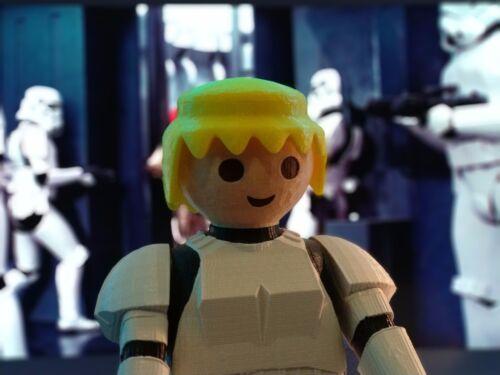 Playmobil Talla Xxl - Troupe d'assaut Star Wars 38cm