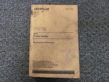 Buy V8 CAT Caterpillar 977k Parts Manual Book Catalog Track Loader