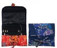 Hiyahiya Steel Interchangeable Knitting Needles Large (sizes 9-15) 4 Tips