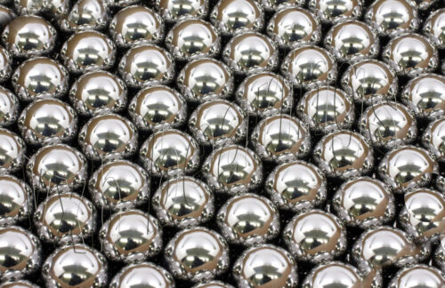 "100 3//8/"" inch Diameter Nickel Plated Bearing Balls G1000 Ball Bearings 20032"