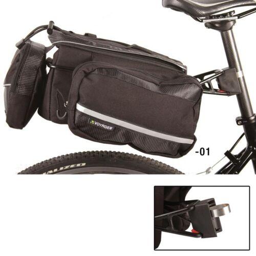 Evo Flex Max Bicycle Rear Bag