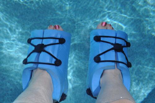 AquaJogger AquaRunners RX POOL Footwear EXERCISE Fitness Resistance PURPLE AP442