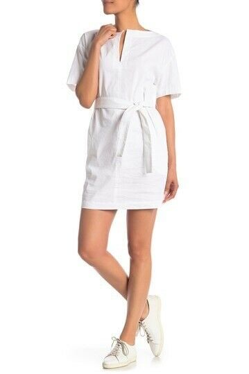 Theory  Belted Shift Dress  sz 00
