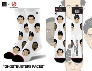 Movie Throwback Socks Men/'s 6-13 Odd Sox Ghostbusters Shock Who Ya Gonna Call