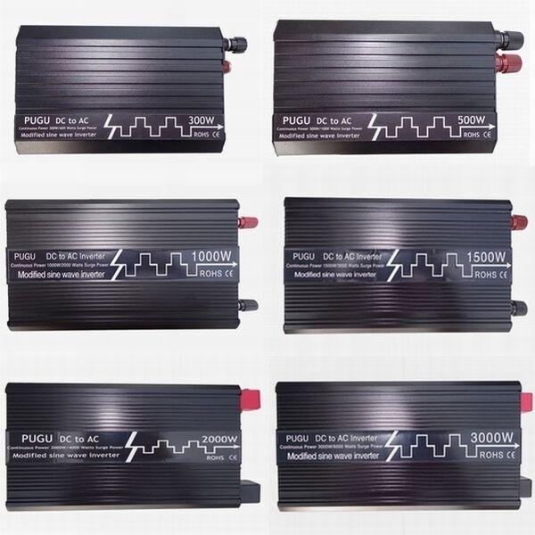 Modifizierte Sinuswelle Stromwandler Spannungswandler Inverter Wechselrichter