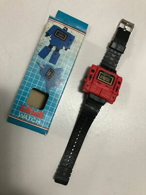 Marquesina Dinámica cristiano  Reloj Transformers Robot Funcionando Juego Jueguito | eBay