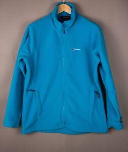Berghaus Damen Freizeit Reißverschluss Fleece Pullover Sweatshirt Größe 3XL - 18