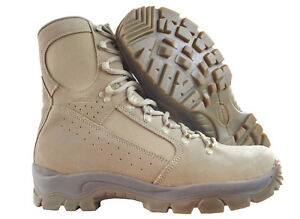 later geweldige specials hoe te kopen Details about Meindl Desert Fox Pro Desert Boots Combat Boots Outdoor  Safari Boots UK 3.5-15