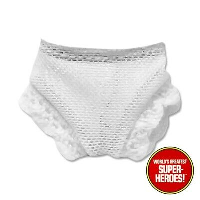 """Mego Isis Underwear Panties For 8"""" Action Figure WGSH Custom Parts Lot"""