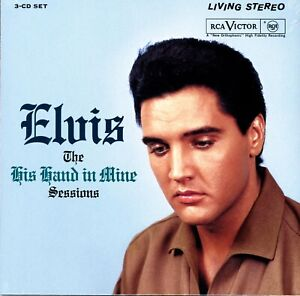 Elvis Collectors 3 CD Set  - FTD The His hand In Mine Sessions