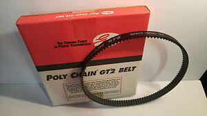 Gates 8mgt 896 21 8mgt89621 Poly Chain Gt2 Belt Ebay