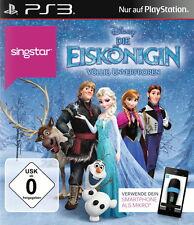 SingStar: Die Eiskönigin-Völlig unverfroren (PS3, Deutsch!NEU!OVP