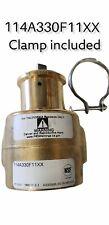 Procon Pump Model 114a330f11xx Brass 12 Npt Ports Carbonator 330 Gph New