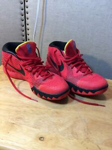 Nike Kyrie Irving 1 Bright Crimson Deceptive Red 705277 ...