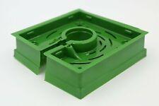 "FloraFlex™ 8/"" FloraCap™ fits 8/"" RockWool Cubes Fight Algae SAVE $$ W// BAY HYDRO"