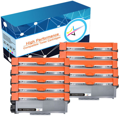 Lot TN660 Toner or DR630 Drum for Brother HL-L2320D HL-L2340DW MFC-L2700DW New