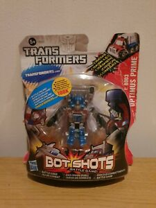 Transformers Bot Shots OPTIMUS PRIME Hasbro Toys BRAND NEW & SEALED *RARE*