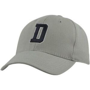 e80b4fc1d Dallas Cowboys Men's D Gray Flex Fit Structured Hat / Cap Size S/M ...