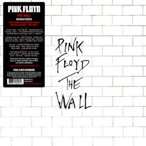 PINK FLOYD - The Wall 2 x LP 180 Gram Vinyl Album SEALED NEW REMASTERED Record
