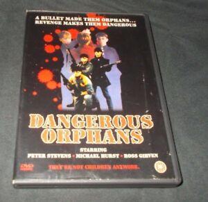 DANGEROUS-ORPHANS-DVD-REGION-FREE-VGC