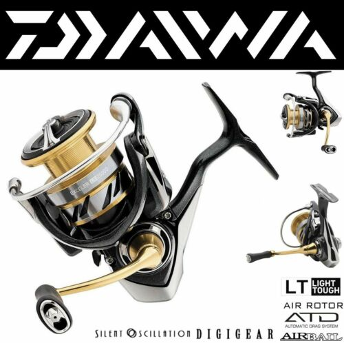 DAIWA LIGHT /& TOUGH CONCEPT SPINNING REEL EXCELER LT