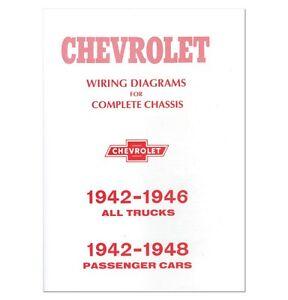 [WLLP_2054]   1942 1943 1944 1945 1946 Chevy Truck Wiring Diagram | eBay | Chevrolet Truck Wiring Diagram |  | eBay