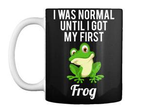 Until Got First Frog Gift Coffee Mug