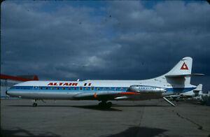 MD05  Original aircraft slide/Dia  Altair SE210 F-BHRS