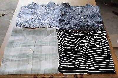 Energisch Damen Sommer Oberbekleidung Paket-40 Teile Im Set-größen Xs-xxl StoßFest Und Antimagnetisch Dso-050 Wasserdicht