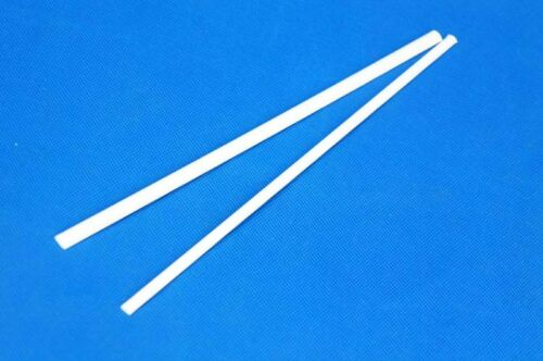 Approx.25cm ABS Semicircle Plastic Pipe*5PCS