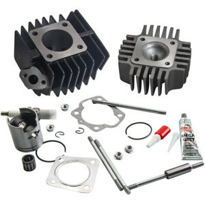 Suzuki Lt-A 50 LT 50 Piston Rings Cylinder Gasket Top Kit Set 2002-2005 New
