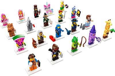 LEGO Figurine Minifigure 71023 LEGO MOVIE 2 Au Choix NEUF NEW