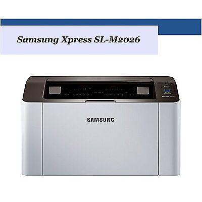 Samsung Xpress SL-M2026 Monochrome Laserdrucker USB