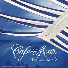 Cafe Del Mar Terrace Mix - Vol. 3-Cafe Del Mar Terrace Mix [CD New]