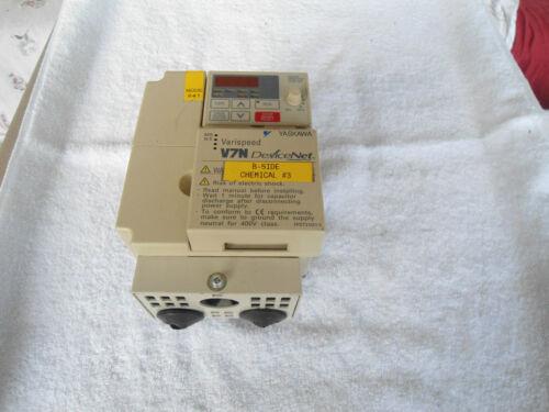 Yaskawa V7N AC Drive    2HP    380-460V      CIMR-V7NU40P7