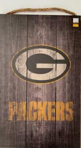 Green Bay Packers Logo Style All Wood Sign (New) Canada Preview